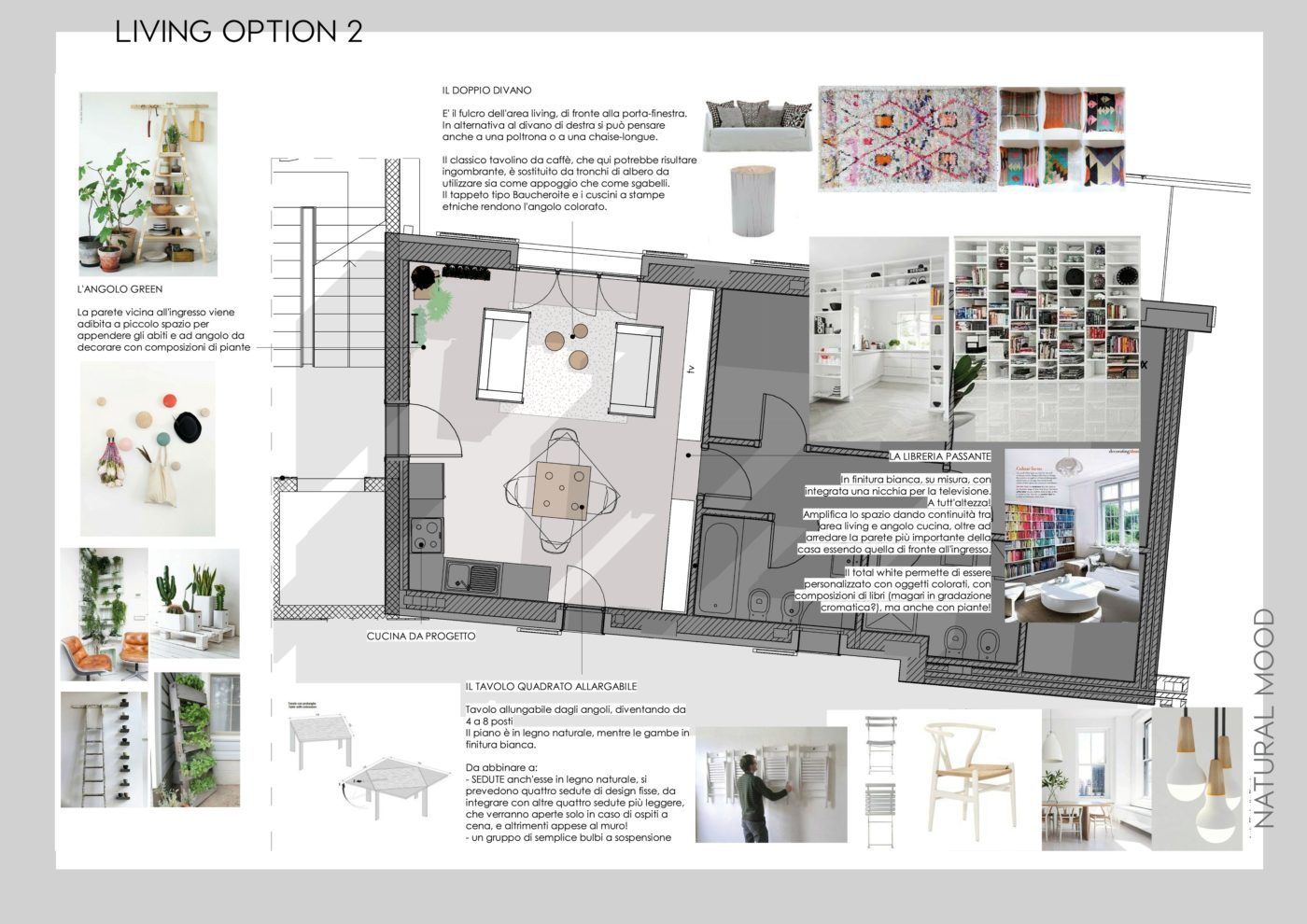 living room design, living milano, living e design, living moodboard, er interior design, progettazione interni online