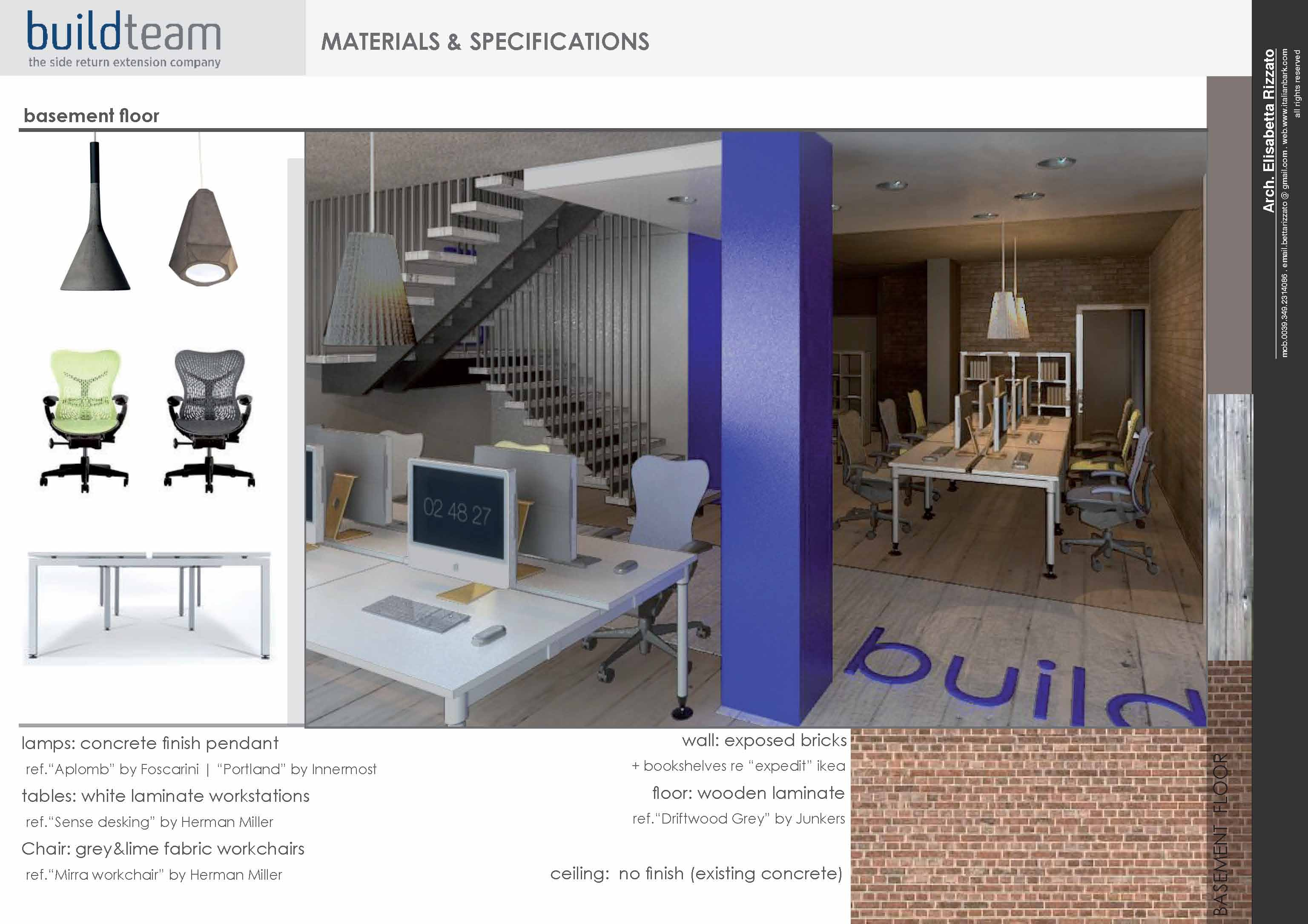 Office Interior Design London In