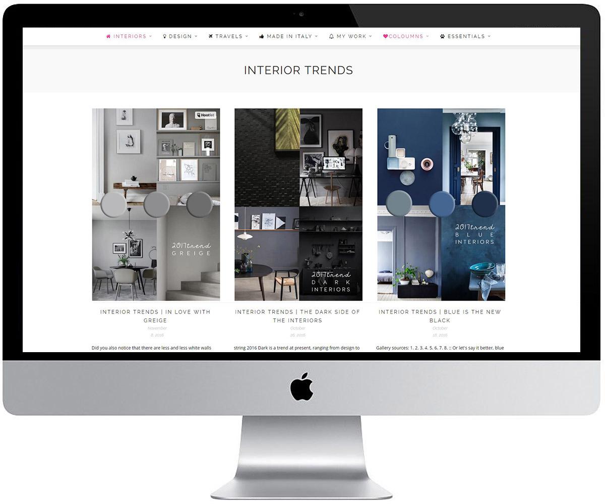 Blog design er interior design for Interior design outlet online