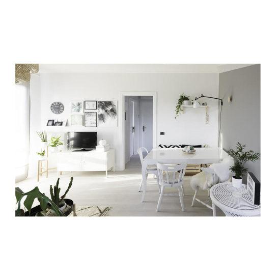 restyling zona giorno in stile scandinavo, progettazione interni treviso