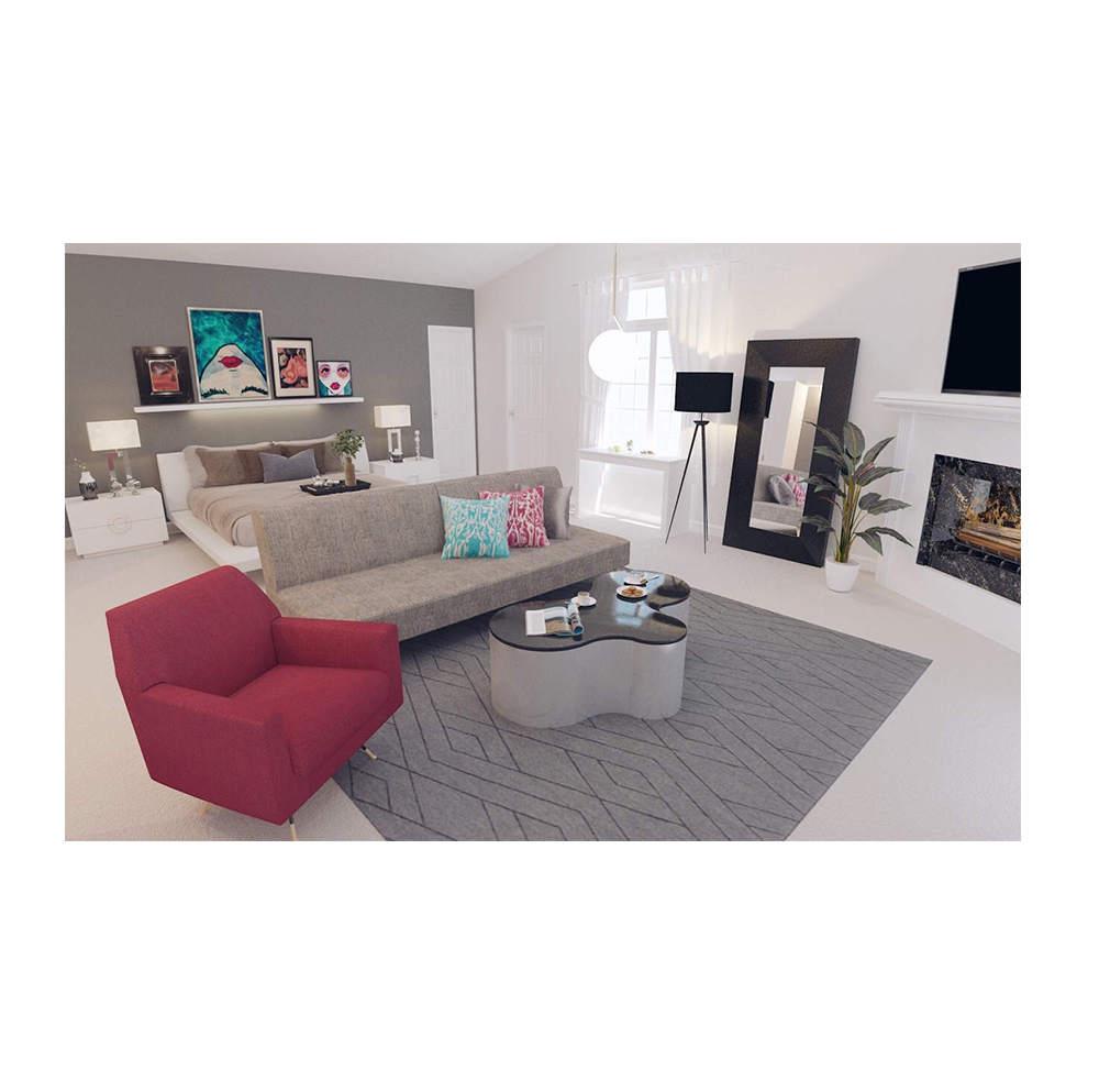 Online Bedroom: (Italiano) Online Interior Design For Living, Kitchen