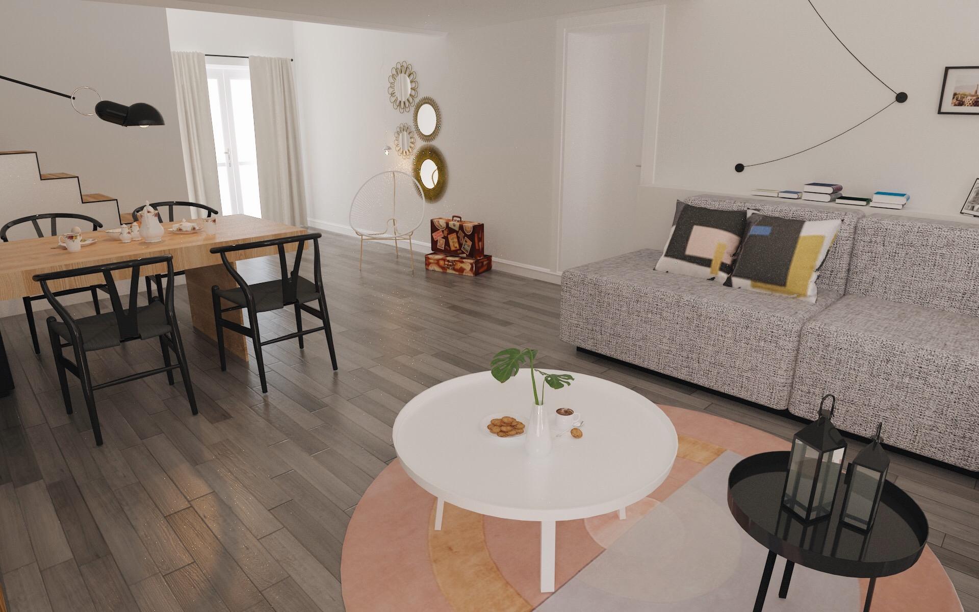 ristrutturazione casa al mare, progetto interni venezia